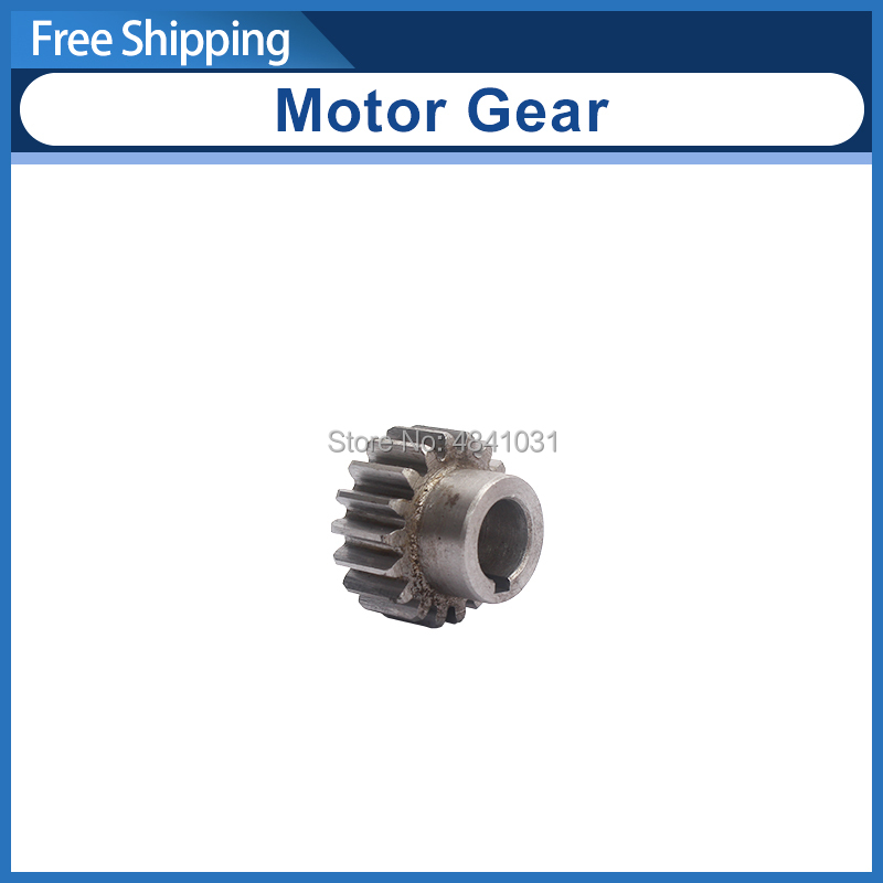 010 Motor Gear 18T Pinion XJ9512&XD9512 Mini Mill Drill
