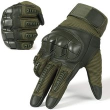 Tactical-Gloves with Knuckles Touch-Screen Full-Finger for Motorcycle Hunting Army Military