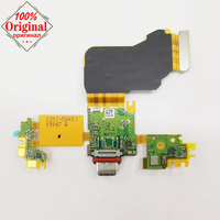 100% Original USB Charging Port Dock Connector Charger Flex Cable Replacement For Sony Xperia 1 / Xperia XZ4 J8110 J8170 J9110