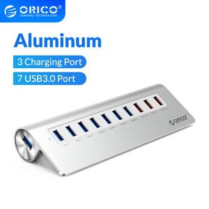 ORICO 10 Ports USB HUB 7 Ports