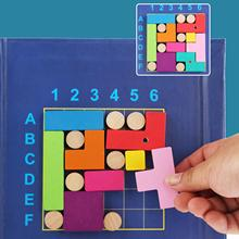 Toy Building-Blocks Educational-Toy Memory Training-Games Interactive Parent-Child Kids