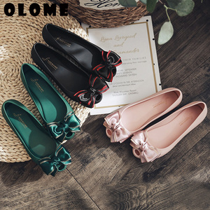 Image 5 - Summer Sandals For Women 2019 New Spring Womens Shoes Header Sandals Jelly Shoes Womens Fashion Bow Tide Fish Mouth Shoes