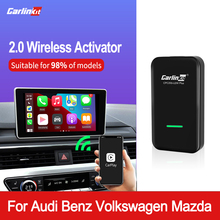 Carlinkit 2.0 Wireless CarPlay Activator Auto Connect for Audi Benz Wolkswagen Mazda Wired to Wireless Carplay Plug And Play