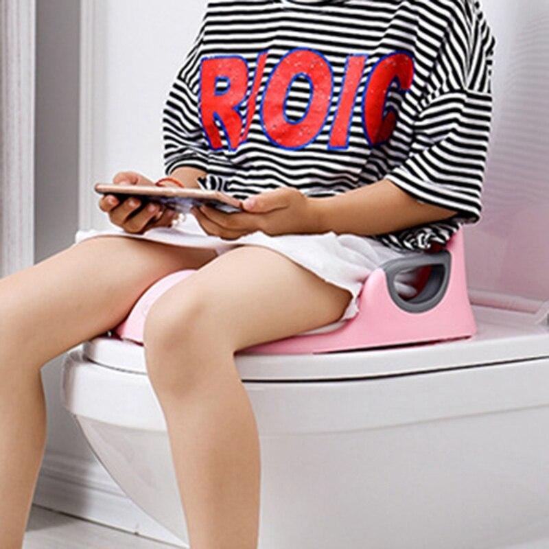 de treinamento potty toalete portátil anel criança