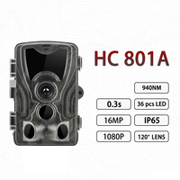Suntek hc801A hunting trail cam Camera scout 12MP 1080P Night Version Photo Trap 0.3s Trigger Time forest waterproof Camera Hot