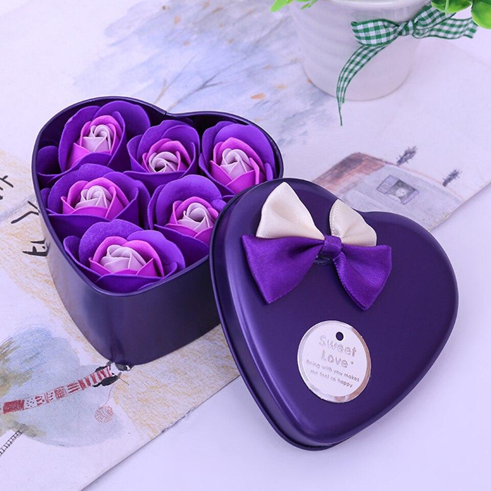 Flower Soap Rose (4)