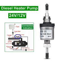 12V/24V 10A 22Mpa 1000W-8000W para calentador eléctrico Eberspacher bomba de combustible de aceite accesorios de estilo de coche