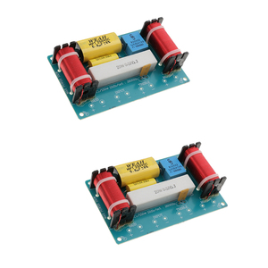 Image 4 - 2 Sets Frequency Divider 3 Way Filters Bass Frequency Distributors For Car Home Speaker