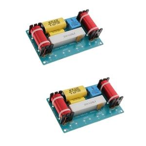Image 4 - Divisor de frecuencia de 3 vías, 2 juegos, distribuidores de frecuencia de bajos para altavoces para el hogar y el coche