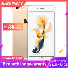 RefurbishedApple iPhone 6S Plus 2GB RAM 16/64/128GB ROM 5.5