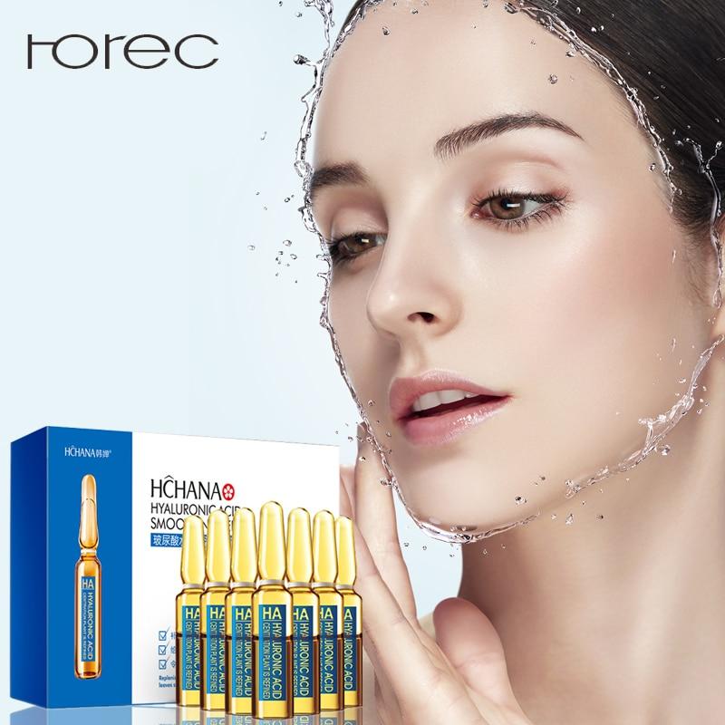 ROREC Hyaluronic Acid Ampoule Face Serum Shrink Po