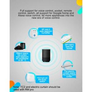 Image 4 - حار الأصلي RM البسيطة 3 الذكية التحكم عن بعد واي فاي + 4G + IR العمل ل اليكسا جوجل مساعد IFTTT المنزل الذكي التلفزيون AC APP تحكم