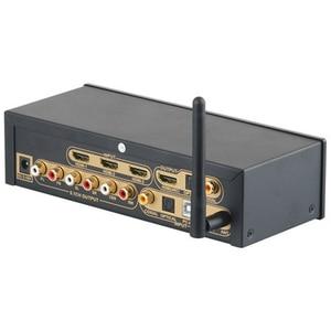 Image 3 - HD915 HDMI 5.1CH o 디코더 블루투스 5.0 수신기 DAC DTS AC3 FLAC APE 4K x 2K HDMI HDMI 추출기 변환기 SPDIF ARC(EU P