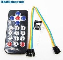 HX1838 VS1838 Infrarot Drahtlose Fernbedienung Sensor Modul Kits