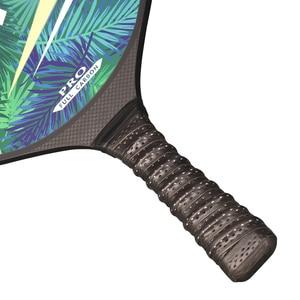 Image 5 - OPTUM 3K Углеродное волокно Профессиональный маткот весло для пляжного тенниса ракетка для игры про весло матка с чехлом