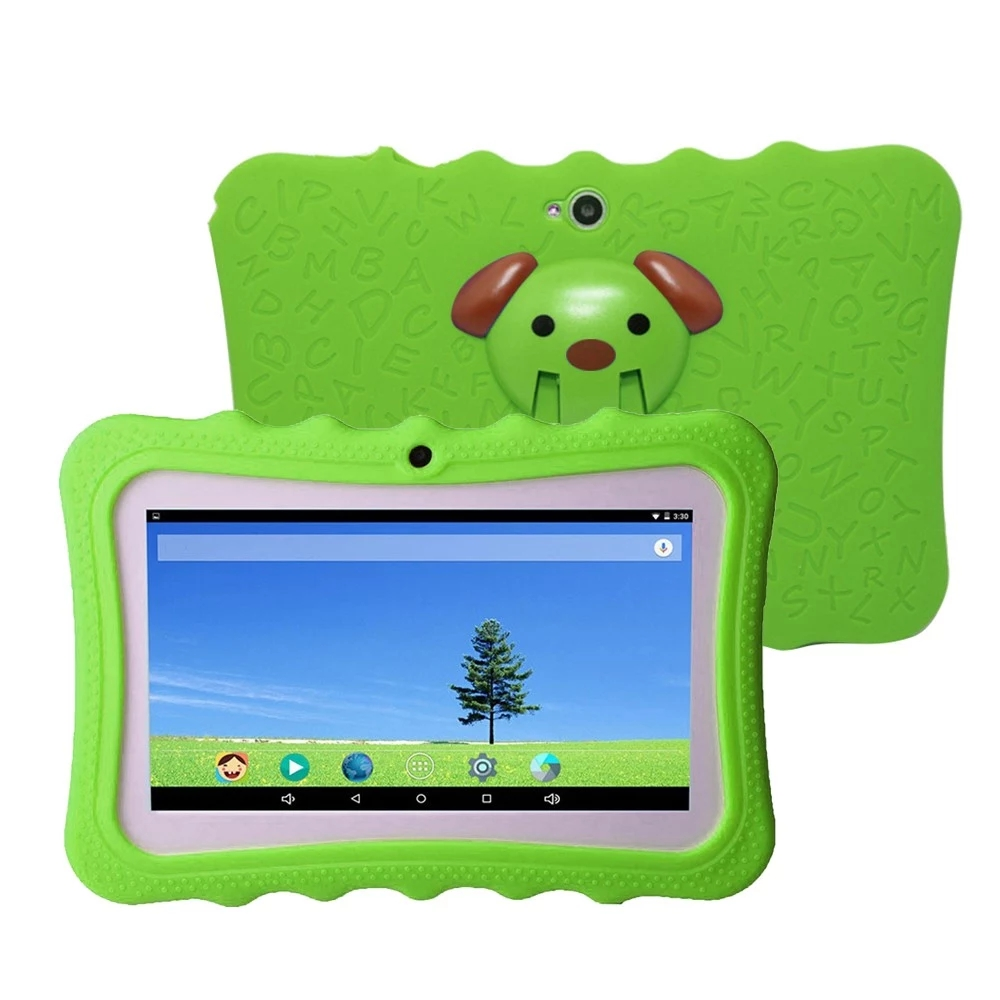 "7"" Kids Tablet PC Android 4.4 Quad Core 512MB+8GB Wi-Fi Bluetooth Original Children's Tablet Tablets"