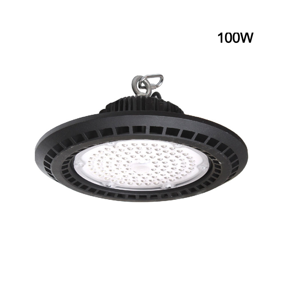 Image 4 - 50W 200W LED High Bay Light Fixture 14000lm 6500K Daylight Industrial Commercial Bay Lighting for Warehouse WorkshopCeiling Lights   -
