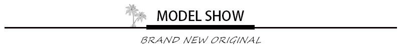 2 MODEL SHOW