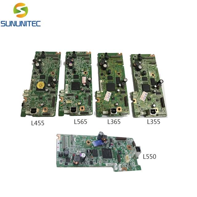 Orijinal Ana kurulu Anakart PCB AssY Için L551 L550 L555 L558 L455 L565 L365 L355 L358