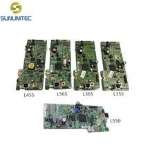 Placa base PCB Original Tablero Principal para Epson L551, L550, L555, L558, L455, L565, L365, L355, L358