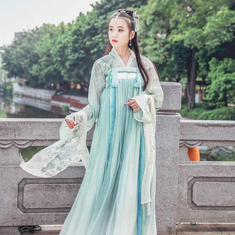 Antica Cinese Intrattenimento Musiche E Canzoni Tradizionali Fata Cosplay Costume Dinastia Tang Delle Donne del Vestito Della Principessa Del Vestito Da Partito Folk Festival di Danza Abiti