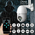 В чулок! 1080P HD WiFi наружная купольная камера беспроводная камера ночного видения с зумом AU Plug