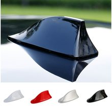 Car Shark Fin Antenna Auto Radio Signal Aerials Roof Antennas for Toyota Hyundai VW Kia Nissan Fiat Ford Opel Buick Accessories(China)