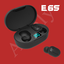 2019 E6s Tws Bluetooth Earphones Handsfree Earbuds Stereo Wireless Noise Cancellation With Mic For Iphone Redmi Samsung Huawei a6s tws bluetooth 5 0 earphones stereo wireless noise cancellation with mic handsfree earbuds for iphone xiaomi redmi