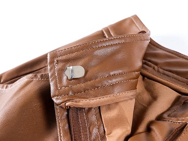 Women's Leather Pants 6