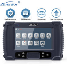 Lonsdor K518S Wifi programmeur de clé à distance odomètre réglage professionnel clé intelligente kilométrage réinitialiser OBD2 voiture clés outil de Diagnostic