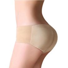 Butt Pads Buttocks Panties With Push-up Lifter Lingerie Underwear Padded Seamless Butt Hip Enhancer Shaper Buttocks BANNIROU
