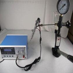 Grote Verkoop! CR-C Multifunctionele Diesel Common Rail Injector Tester + S60H Mondstuk Validator, Common Rail Injector Tester Tool
