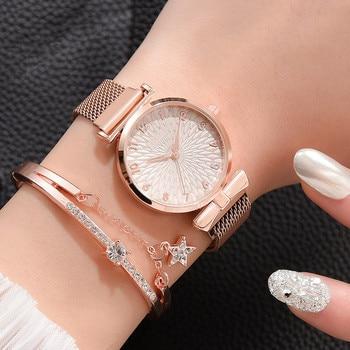 Luxury Women Bracelet Quartz Watches Watch Fashion Women Watches