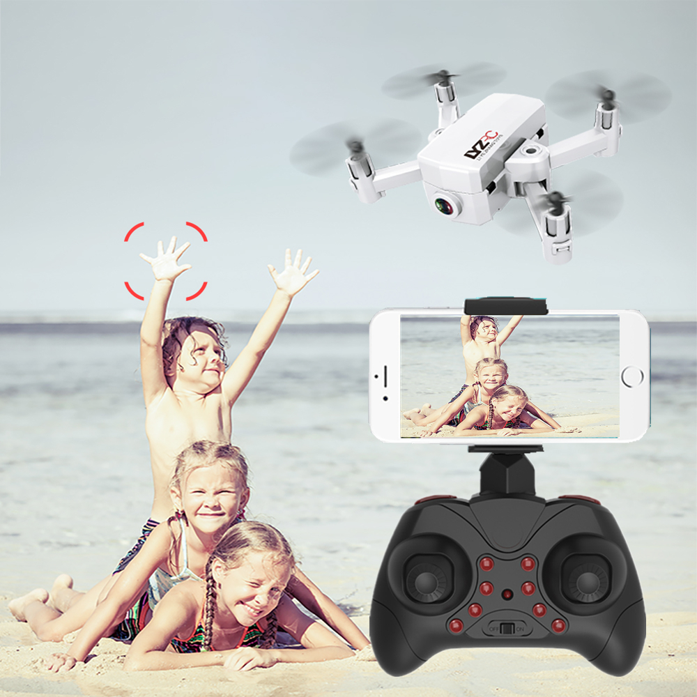 Foldable Mini Drone with HD Camera Remote Control Quadcopter Helicopter RC Quadrocopter for Kids Children 39 s Toy Gift in RC Helicopters from Toys amp Hobbies