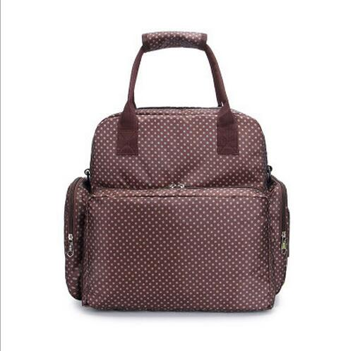 Dropshipping Multifunctional baby mummy portable mother and baby backpack layable diaper bag 2019