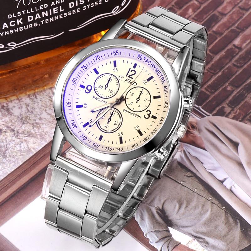 2019 Mens Watches Men's Wrist Watches Fashion Business Designer Gifts For Men Quartz Watch Relojes Para Hombre Top Brand Luxury