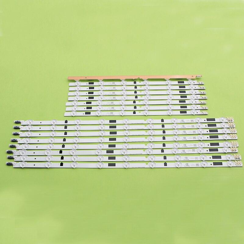 1set=16Pieces/lot  New For Samsung UA46F5000AJ Lamp SAMSUNG 2013SVS46F R 6 / L 9 REV1.9 130212