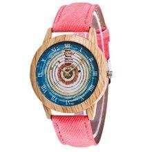 8Colors Optional Wings Pattern Luxury Fashion Denimr Strap Cheap Wristband Classic Women