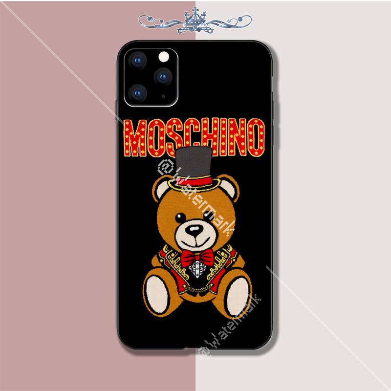 Motirunner MOSCHINO Luxury phone case coque for iphone 5s se 2020 6 6s 7 8 plus 960x960