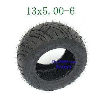 Envío relámpago Go Kart neumático 13x 5,00-6 pulgadas para go-kart cortacésped Scooters Llantas Les pneus neumáticos y ruedas para motocicleta