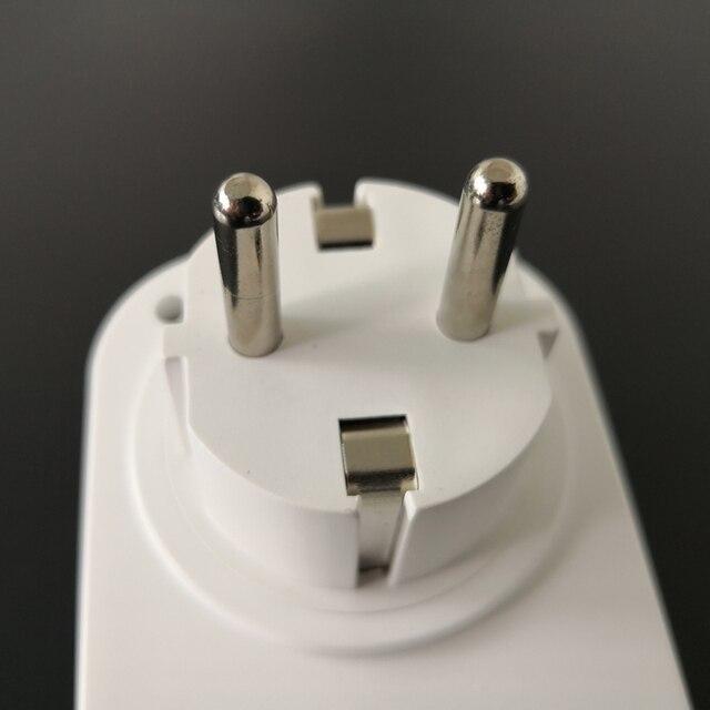 6 uds zócalo inteligente libre de envío de Aliexpress WIFI AP fuera de casa inteligente con socket 220V EURO