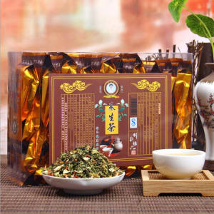 Liver Tea Hangover Chinese-Health-Care Green High-Quality for And Slimming 20-Bags Food-Very-Good