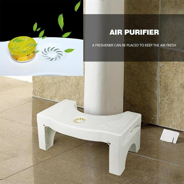 Anti Constipation Stools Bathroom Shower Seat