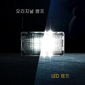 Image 2 - For Tesla Model 3/Model X/Model S에 사용되는 업그레이드 Led 내부장식등 설치하기가 쉬운 LED등