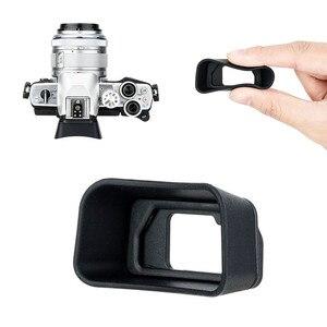 Image 1 - Longue caméra en Silicone souple, oculaire, viseur, pour Olympus Mark III Mark III Mark II Mark II