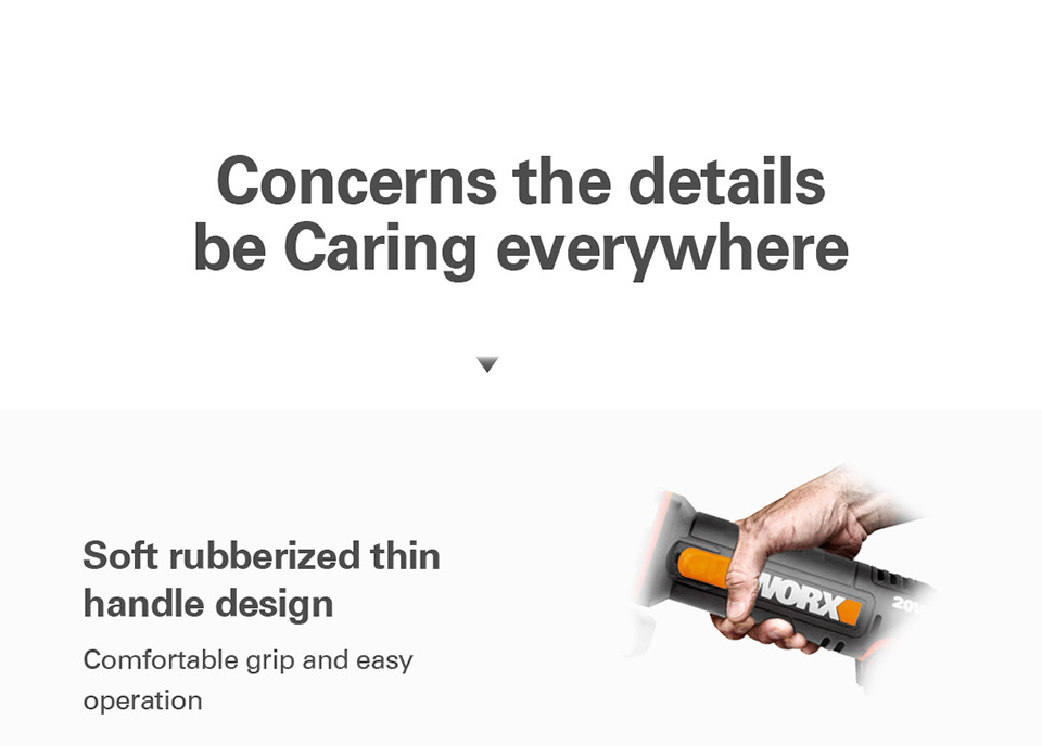 Worx Concerns Details