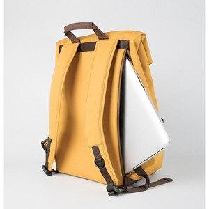 Image 5 - Xiaomi 90fun kolej eğlence sırt çantası Ipx4 su itici 13L büyük kapasiteli sırt çantası Unisex moda 14/15.6 inç bilgisayar çantası