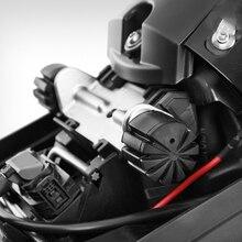 Черный Райдер сиденье снижение комплект для Bmw S1000Xr R1200Rt Lc K1600Gt R1200Gs Lc R1250Gs R 1250 Rt аксессуары для мотоциклов