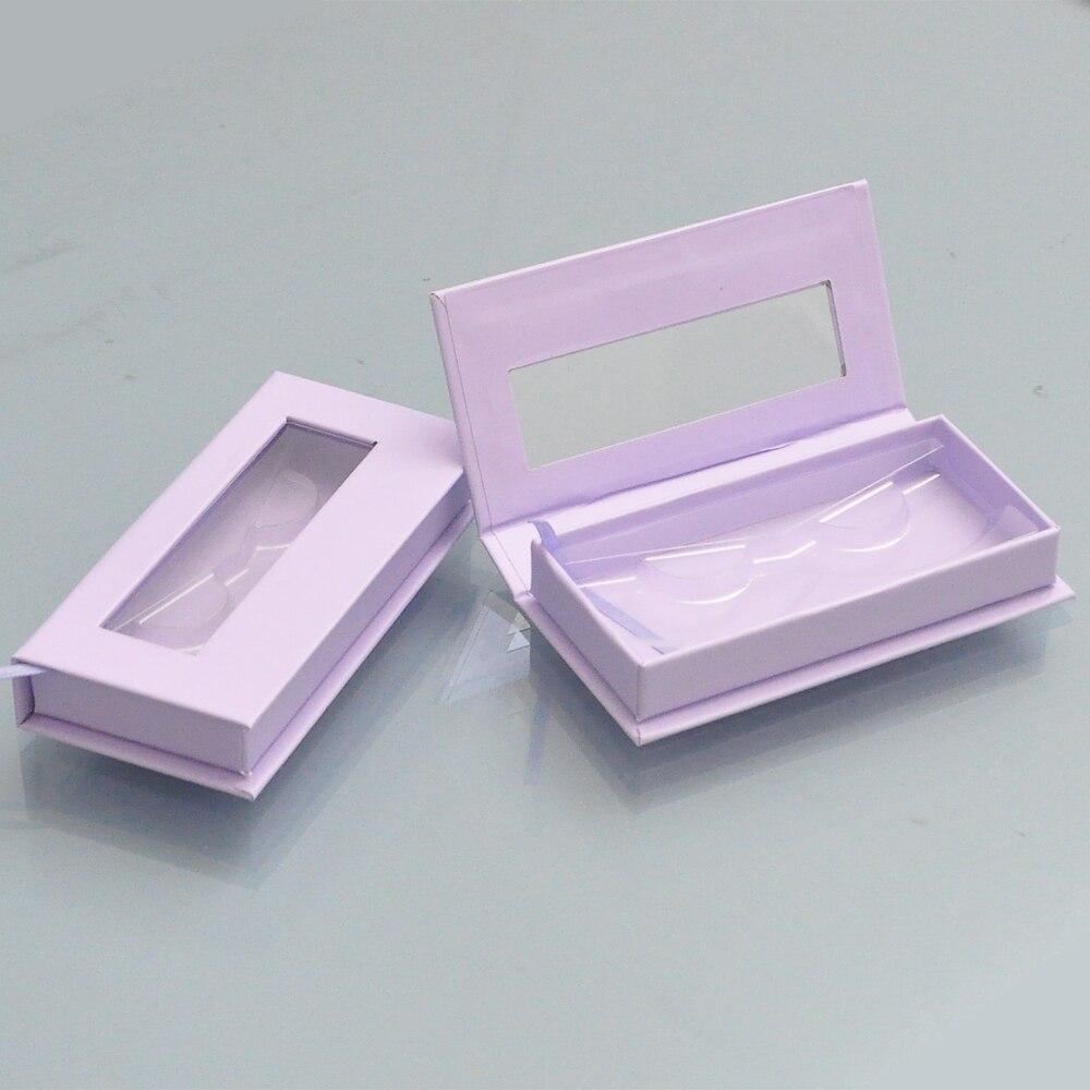 embalagem caixa cilios falso cils 25mm vison 05