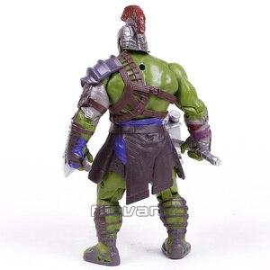 Image 3 - Thor 3 ראגנארוק האלק רוברט ברוס באנר PVC פעולה איור אסיפה דגם צעצוע